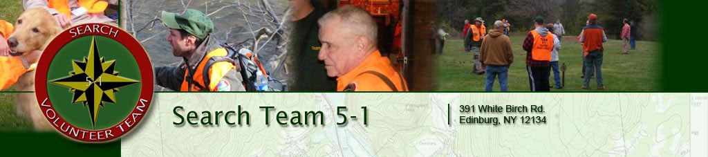 Search Team 5-1